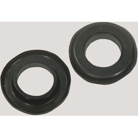 Grabner Dobbeltpaddel drip-rings, black